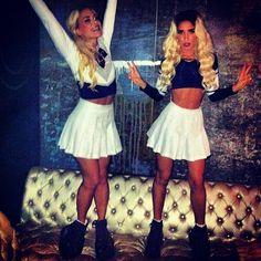 Rebecca & Fiona | #EDM #female_djs | nov 2013
