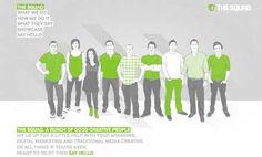 The Squad | Specialist Web Design, Graphic Design Services, Sydney, Australia