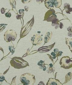 Shop Robert Allen Outbloom Violet Sky Fabric at onlinefabricstore.net for $96.05/ Yard. Best Price & Service.