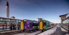 THE FIRST new-look 'West Midlands Railway' trains went into service on Monday, signalling £1billion investment into the UK rail network.