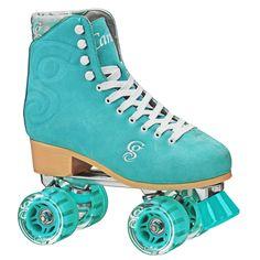 Candi Girl skate - seafoam
