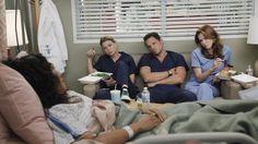 Never a dull day at the hospital. #GreysAnatomy