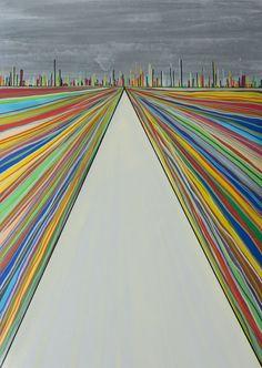 """Virginie Gallois - """"La route"""""""