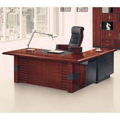 Innova Australia Modern Executive Desk and Storage Unit
