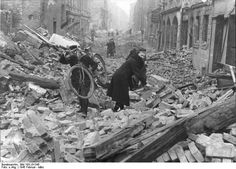Berlin 1945 Unpassierbar. Februar/März 1945