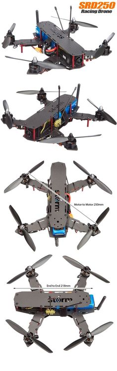 STORM Racing Drone (RTF / SRD250) http://www.helipal.com/storm-racing-drone-rtf-srd250.html #fpvdrone