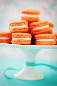 I want to make these macarons for a game!