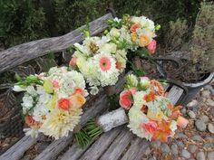 Ready for the bridal party! Florals, Wedding Flowers, Floral Wreath, Wreaths, Bridal, Party, Decor, Floral, Floral Crown