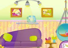 JuegosPolly.com - Juego: Casa de Polly - Jugar Gratis Online
