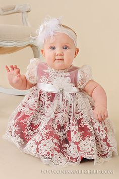 One Small Child Holiday 2013: Ella Baby Dresses