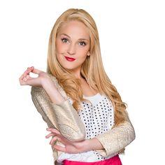 cette fille est une chanteuse espagnol