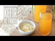 Kéfir de fruits | Boisson pétillante aux probiotiques - YouTube