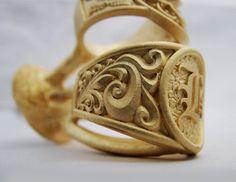 Handmade mens ring. Alternative Jewelry. Gents by AlternativeJewel