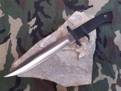 Cold Steel OSS Tactical Sub-Hilt Fixed Blade AUS8A Knife 39LSSC Double Edge
