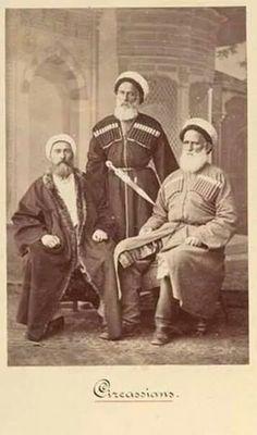 Circassians.