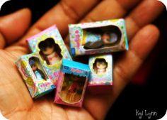 Dr. Blythenstein Blythe Mini Cajas