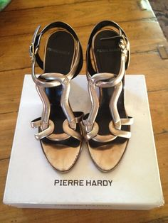 PIERRE HARDY HEELS/ WEDGE