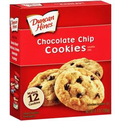 Duncan Hines Coupon: Cookie Mix, Only $0.65 at Dollar Tree!