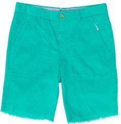 Ovadia & Sons Corduroy Shorts w/ Tags Corduroy Shorts, Bermuda Shorts, Sons, Contrast, Turquoise, Zip, Stylish, Fashion, Moda