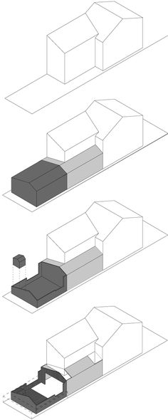 house extension - diagrammed.