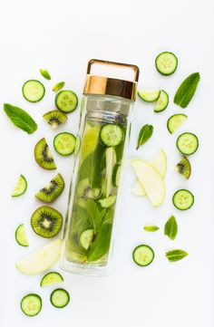 Cucumbers -are packed with vitamin K, B vitamins, copper, potassium, vitamin C, and magnesium, they are great for hydration. Apples-are extremely rich in imp