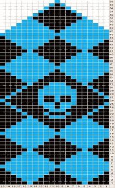 Täältä löytyy:virkkaus, neulonta, paperiaskartelu, leivonta, käsityöt, kortit, digiscrapping, mitä vain voit käsillä tehdä.Ohjeitakin saat! Bead Loom Patterns, Cross Patterns, Afghan Crochet Patterns, Beading Patterns, Crochet Skull, Crochet Geek, Knit Or Crochet, Knitting Charts, Knitting Patterns Free