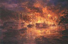 The Guns of Vicksburg
