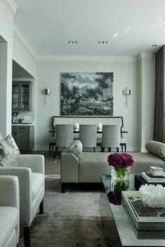 Trump Tower Residence : jamesthomas : residential and commercial interior design