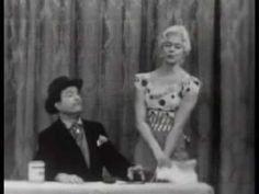 Red Skelton - Guest Carol Channing - (4/4)
