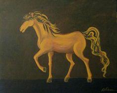 Baby Horse  Artist: Simona Zalinca Contact: www.belladonart.wordpress.com