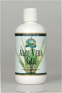 Aloe Vera GelL (8 FL OZ) by Nature's Sunshine Products. $10.50. Aloe Vera Juice is a nutritional storehouse, naturally containing several vitamins plus 18 amino acids, in addition to many other dietary factors. It soothes the skin and the tissues lining the digestive tract. It contains many biologically active compounds that support the digestion and absorption of food and nourish the intestinal system. Many companies manufacture aloe vera, but most products on the market h...