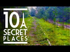 A video about the 10 most secret places in Paris