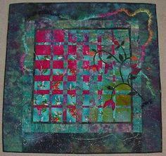 Ricky Tims - convergence quilt
