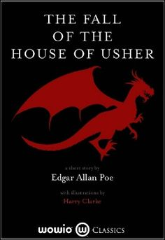 Term paper the fall of the house of usher