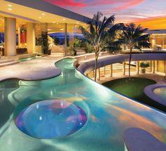 The Portabello Residence in Corona Del Mar, Newport Beach, California