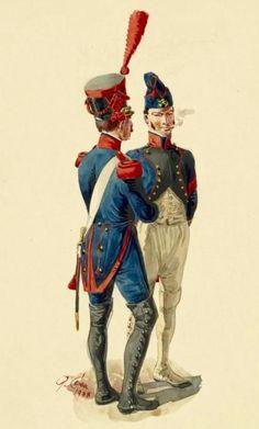 Genieri del battaglione guastatori del regno di Napoli