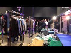#HUGOBOSS SS 2013 ( BOSS Store Ribera Barcelona)  - #HOYMODAtv