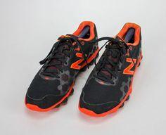 7f77b0b7a49 New Balance Minimus Rev Lite M3090BO1 Mens SZ 10 D Running Shoes Black  Orange  NewBalance