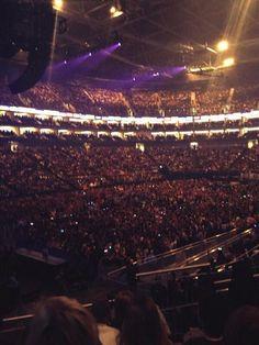 Beyoncé Performing At O2 Arena London 05.03.2014