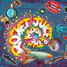 Rocket Juice & The Moon.   Damon Albarn meets Flea (red Hot Chilli Peppers)