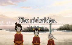 The fact that they're called the airbabies!