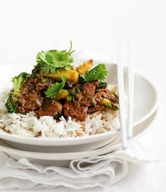 Mongolian lamb Stir-Fry   Food   In Season   MiNDFOOD
