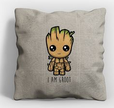 I Am Groot Cute Baby Groot Guardians of The Galaxy. Guardians of the Galaxy gift ideas. See more @iwantthatone2k  #creativegift #christmasgiftideas #giftideas #giftforyou #birthdaygiftideas #housewarminggiftideas
