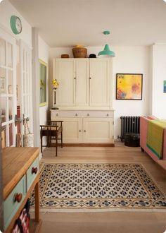 La magia del vintage #decoracion #diseño #espacios #cuqui