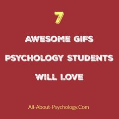 Visit http://www.all-about-psychology.com/7-awesome-gifs-psychology-students-will-love.html to check out 7 awesome GIFs psychology students will love. #psychology #PsychHumor