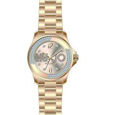 Orologio Donna Liu Jo Luxury Dancing Rosa Solo Tempo Swarovski TLJ799