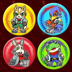 Fox Mccloud, Barrel Roll, Star Fox, Type 3, Stars, Facebook, Photos, Pictures, Sterne