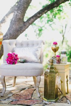Moroccan Styled Inspiration