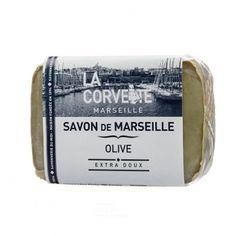 Jabón de Provenza. Oliva. Aceites vegetales. Sin parabenos. #cosméticanatural #lacorvette #jabonprovenza #jabonnatural