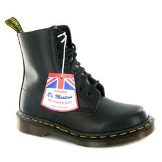 It's not class or ideology, colour creed or roots, the only thing that unites us is Doctor Martens boots!